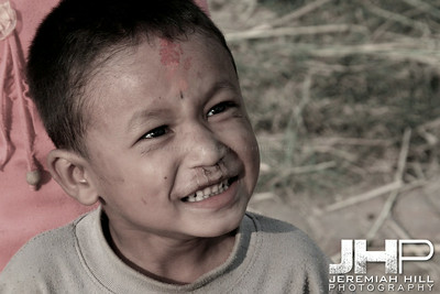 """Boy In The Real"", Baktaphur, Nepal, 2007 Print IND31024-039"