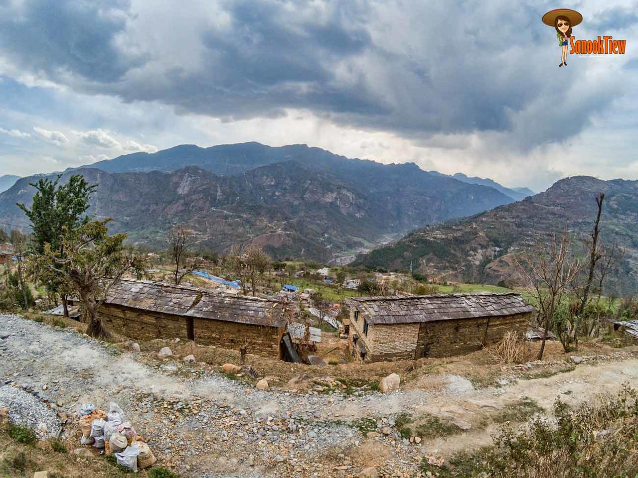 community trek; mohare trek; mohare danda Nepal trekking Nepal เทรคกิ้ง เนปาล