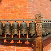 Prayer wheels--Remember!  Spin them clockwise