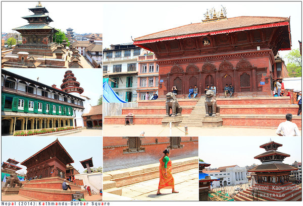Taleju Temple, Palace, museum, Here and there at Durbar square
