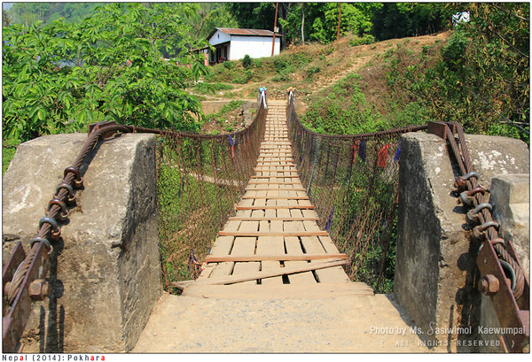 Phirke Khola Suspended bridge