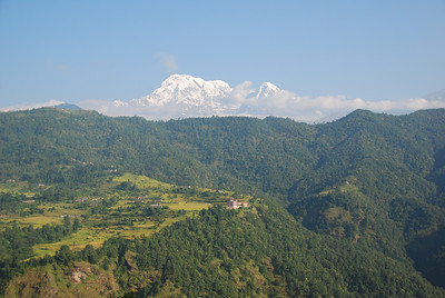057 - First sight of the Himalaya