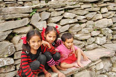 080 - Nepali Children