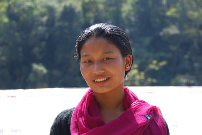 067 - Beautiful Nepali woman