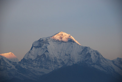 195 - Sunrise on Dhaulagiri