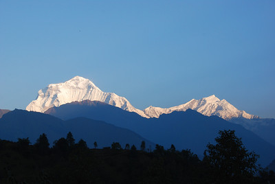 270 - Dhaulagiri and Tukuche