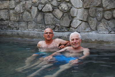 308 - The hot springs in Tatopani
