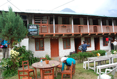 264 - Our guesthouse in Shikha