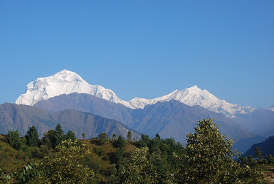 274 - Dhaulagiri and Tukuche