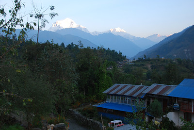 268 - Dhaulagiri and Tukuche