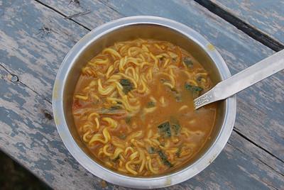 168 - Tasty noodle soup