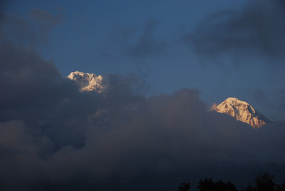 173 - Sunrise on the Annapurna
