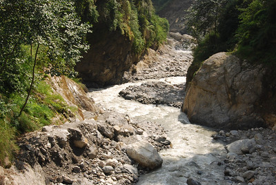 158 - The Modi Khaola river
