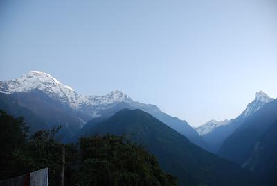 133 - Annapurna range