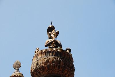 028 - Patan, Gali Atari's Stone Bird