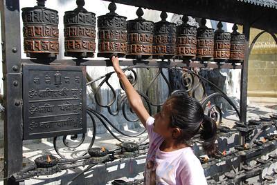 013 - Swayambhunath  (Monkey Temple)