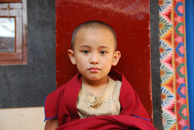 006 - A young monk