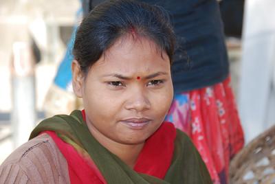 011 - Nepali woman