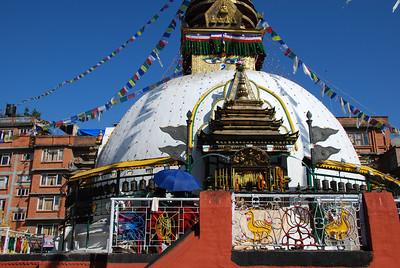 009 - Stupa in Khatmandu