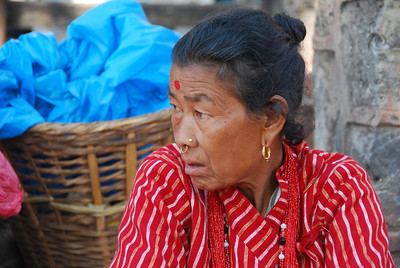 010 - Nepali woman