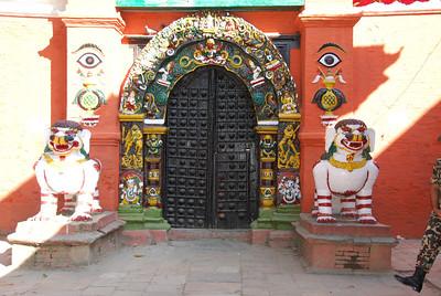 042 - Khatmandu, Durbar Square