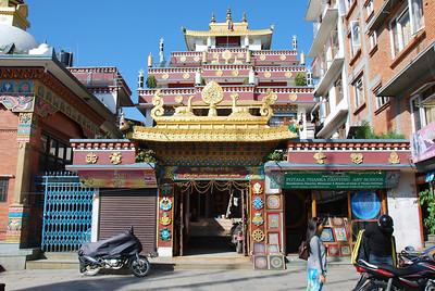 005 - Stupa in Khatmandu