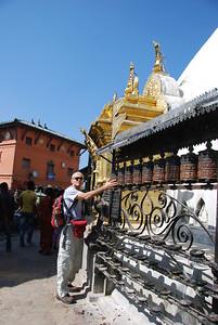 021 - Swayambhunath Temple