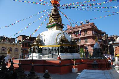 007 - Stupa in Khatmandu