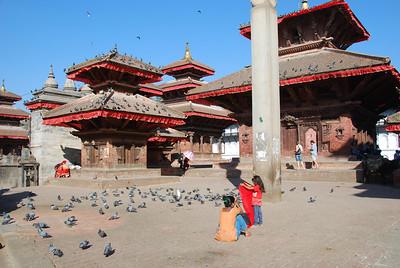 043 - Khatmandu, Durbar Square