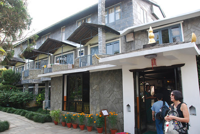 055  - Our Hotel in Pokhara