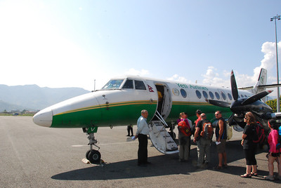 337 - Flying to Khatmandu