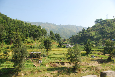 048 - The way to Pokhara