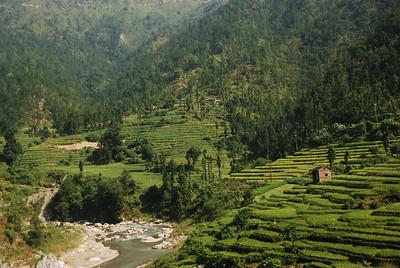 051 - The way to Pokhara