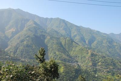 047 - The way to Pokhara