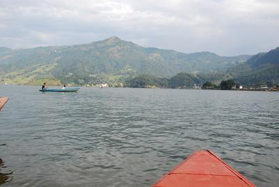 335 - Pokhara lake