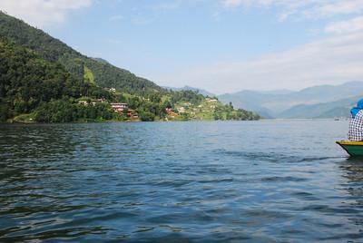 336 - Pokhara lake