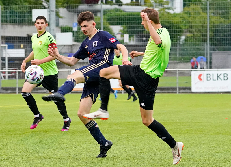 SC Binningen - FC Aesch Nepple Basler Cup (14) © Klaus Brodhage