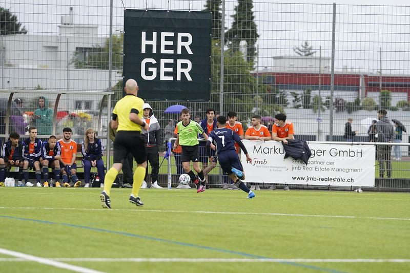 SC Binningen - FC Aesch Nepple Basler Cup (13) © Klaus Brodhage