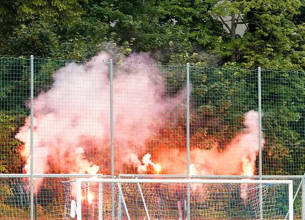 SC Binningen - FC Aesch Nepple Basler Cup (1) © Klaus Brodhage