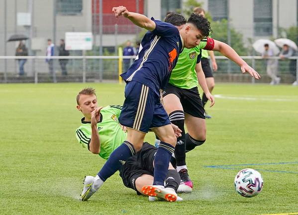 SC Binningen - FC Aesch Nepple Basler Cup (18) © Klaus Brodhage