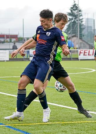 SC Binningen - FC Aesch Nepple Basler Cup (9) © Klaus Brodhage