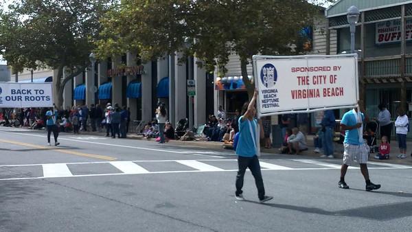 Neptune Festival Grand Parade Part 1
