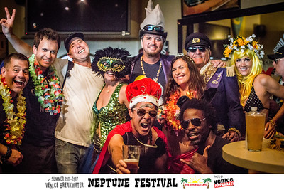 2017 Venice Beach Neptune Festival.  Photo sponsored by The Sidewalk Cafe.  Photo by VenicePaparazzi.com.  #VeniceBeachFun