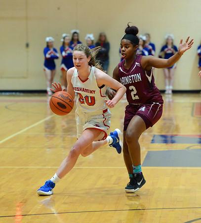 Neshaminy 2017 Girls Basketball vs Abington