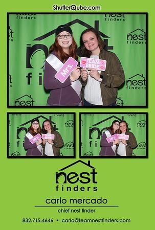 Nestfinders Wedding Expo 02/18/18 Woodlands Texas