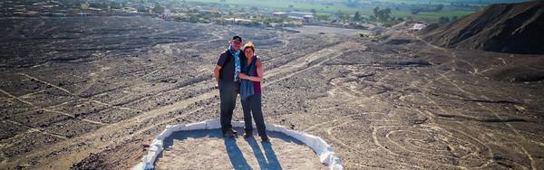 De Nazca lijnen