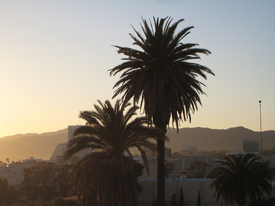 Beverly Hills and Santa Monica-NetJets