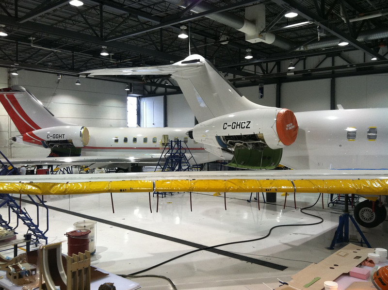 2011 Bombardier meeting