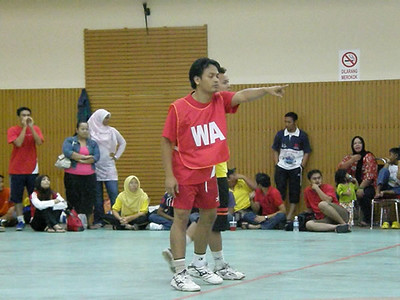 MBPJ Open Netball Tournament, 23-24 June 2007