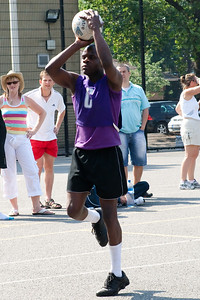 Action from The Mixed Netball Association Annual tournament which took place on Saturday 1st July 2006 at Twycroft school in Ealing, London, England